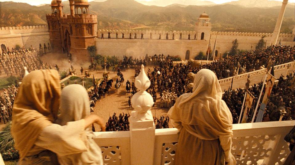 Prince of Persia: las arenas del tiempo, fotograma 46 de 47