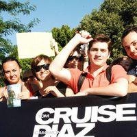 Los fans de Cruise y Diaz