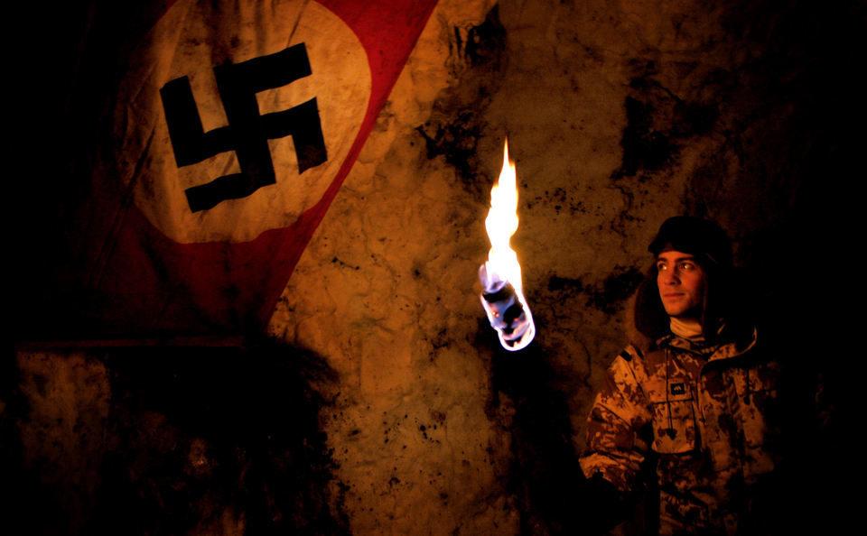Zombis nazis, fotograma 4 de 23