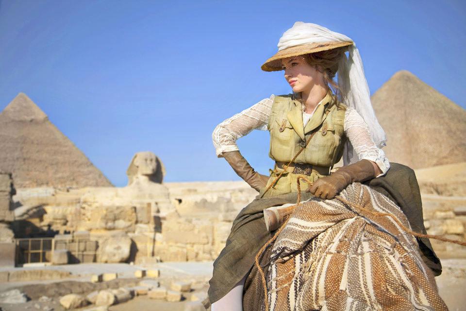 Adèle y el misterio de la momia, fotograma 25 de 30