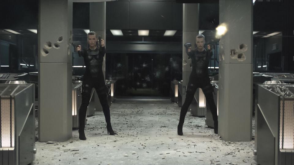 Resident Evil 4: Ultratumba, fotograma 2 de 27