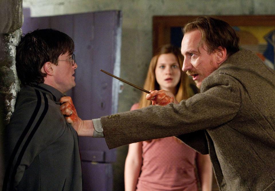 Harry Potter y las reliquias de la muerte: parte 1, fotograma 2 de 30