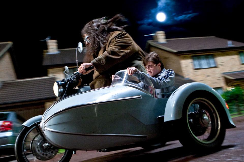 Harry Potter y las reliquias de la muerte: parte 1, fotograma 3 de 30