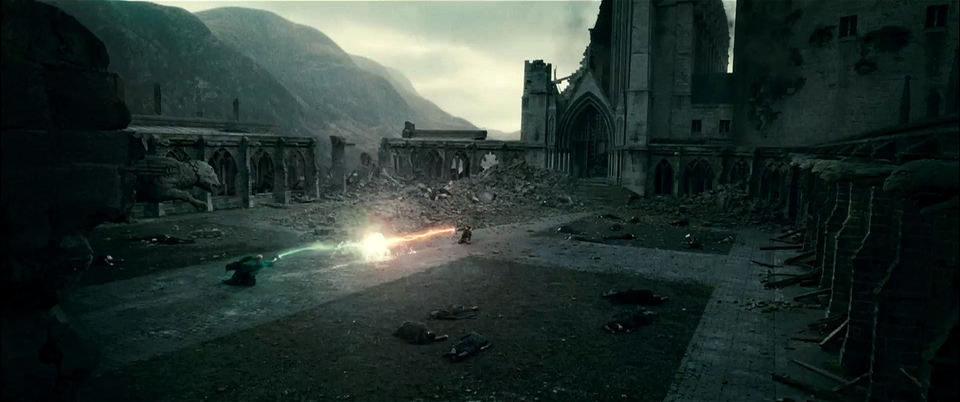 Harry Potter y las reliquias de la muerte: parte 1, fotograma 19 de 30