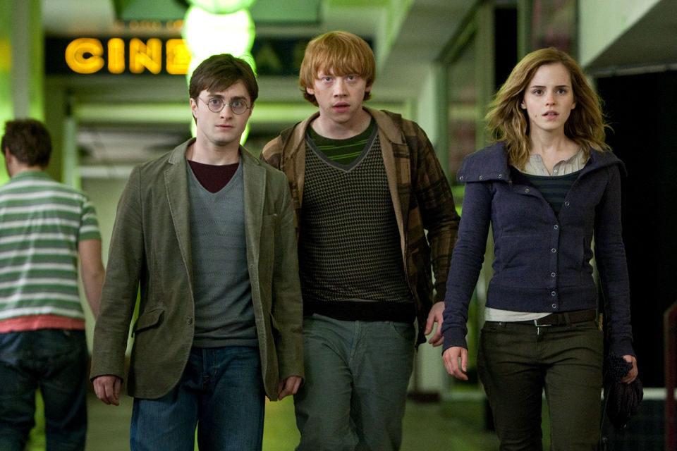 Harry Potter y las reliquias de la muerte: parte 1, fotograma 25 de 30
