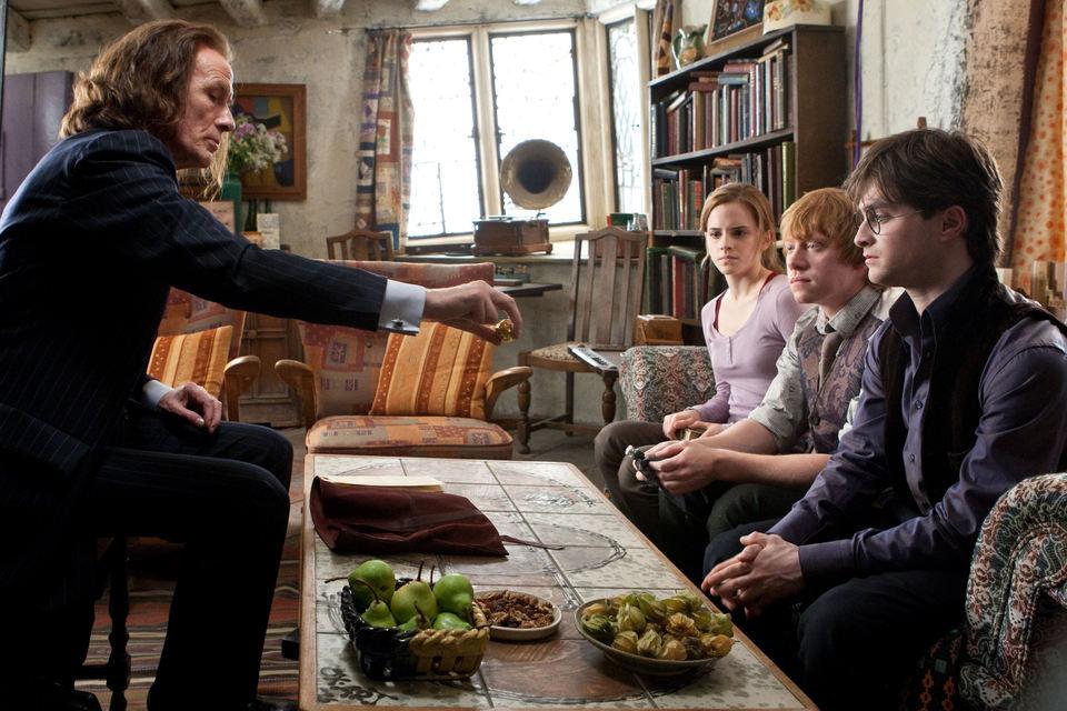 Harry Potter y las reliquias de la muerte: parte 1, fotograma 28 de 30