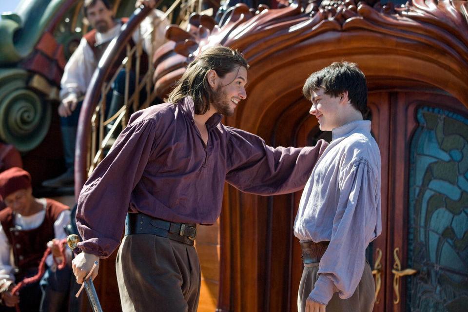 Las Crónicas de Narnia: La Travesía del Viajero del Alba, fotograma 2 de 6