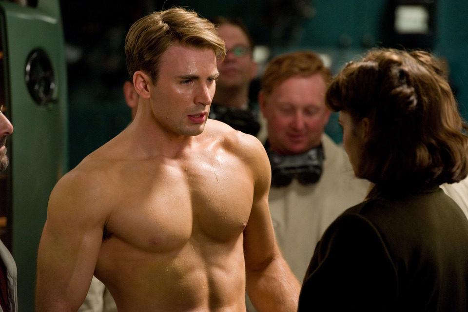 Capitán América: El primer vengador, fotograma 4 de 43