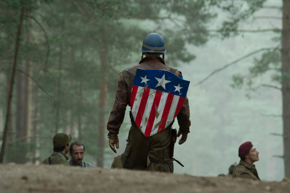 Capitán América: El primer vengador, fotograma 3 de 43