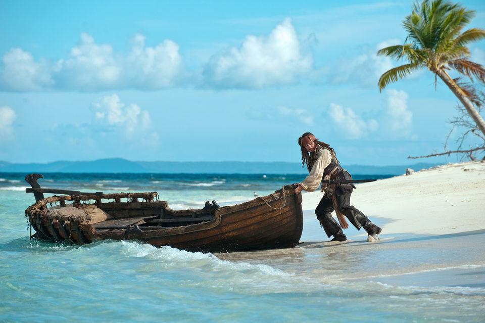Piratas del Caribe: En mareas misteriosas, fotograma 2 de 86