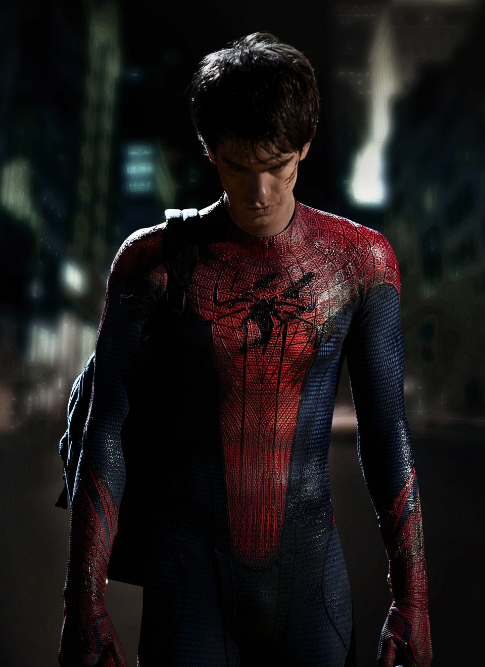The Amazing Spider-Man, fotograma 1 de 38