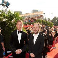 Ryan Gosling y Derek Cianfrance