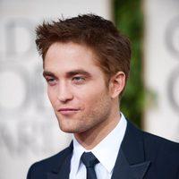Robert Pattinson en los Globos de Oro 2011