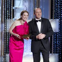 Julianne Moore y Kevin Spacey