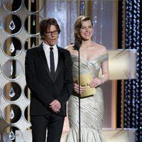 Kevin Bacon y Milla Jovovich