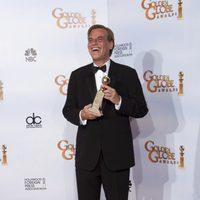 Aaron Sorkin en los Globos de Oro 2011