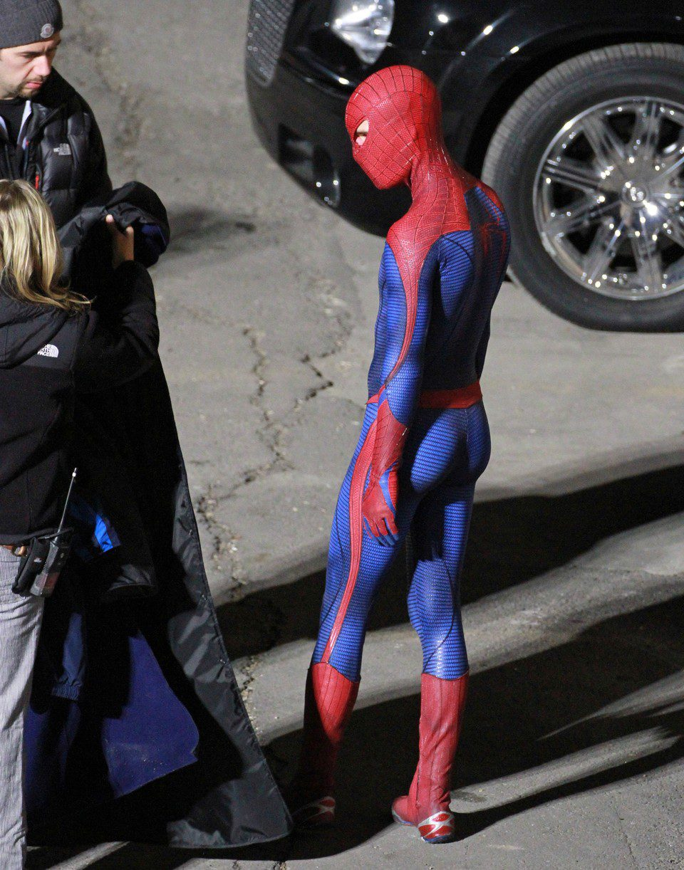 The Amazing Spider-Man, fotograma 8 de 38