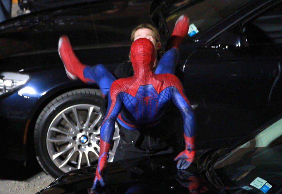 The Amazing Spider-Man, fotograma 5 de 38