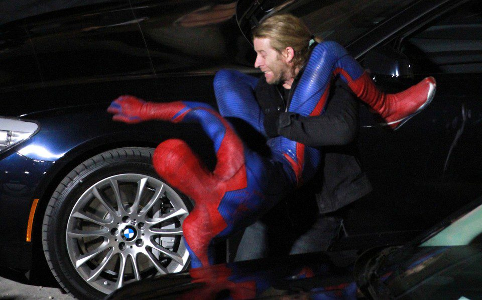 The Amazing Spider-Man, fotograma 3 de 38
