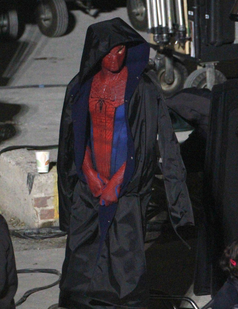 The Amazing Spider-Man, fotograma 2 de 38