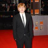 Rupert Grint de 'Harry Potter' llega a los BAFTA 2011