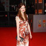 Bonnie Wright, Ginny en 'Harry Potter', en los BAFTA 2011