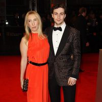 Aaron Johnson, Kick-Ass, en los BAFTA 2011