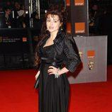 Helena Bonham Carter, nominada al BAFTA 2011 por 'El discurso del rey'