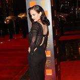 Eva Green posa para la prensa en los BAFTA 2011