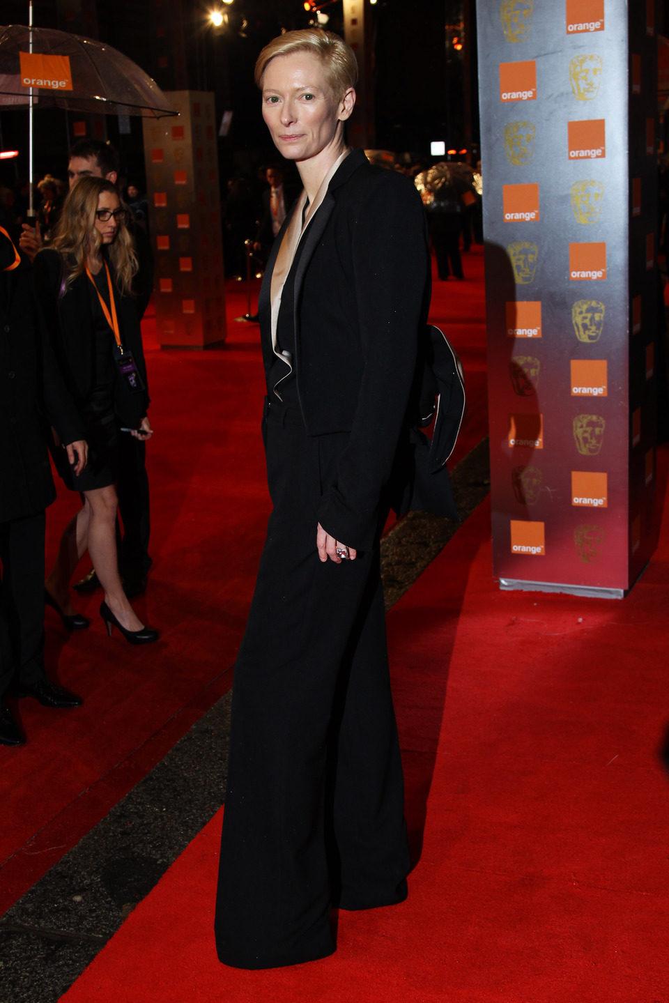 Tilda Swinton, protagonista de 'Yo soy el amor'