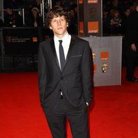 Jesse Eisenber, nominado por 'La red social'