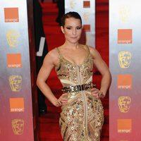 Una brillante Noomi Rapace en los BAFTA