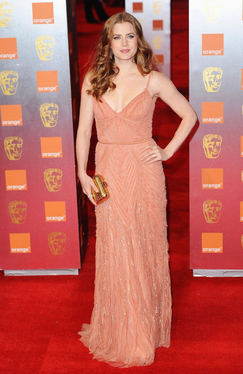 Amy Adams, nominada por 'The Fighter' al BAFTA