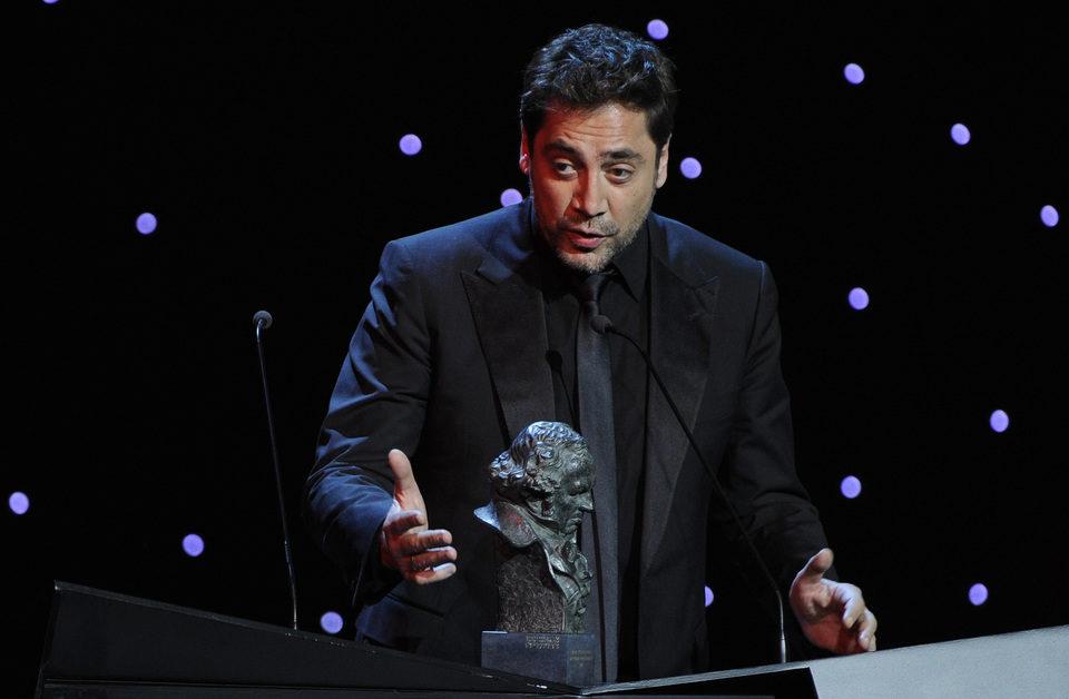 Javier Bardem, Goya al Mejor Actor