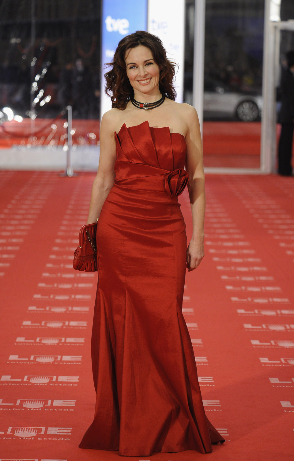 Silvia Marsó en los Goya 2011