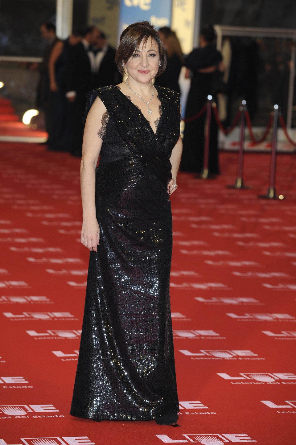 Carmen Machi en los Goya 2011