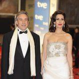 Juanjo Puigcorbé y Lola Marceli