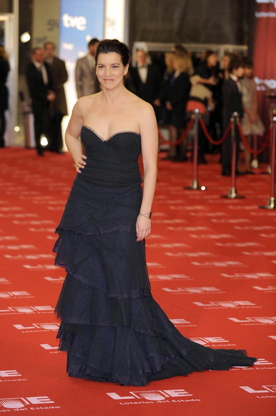 Laia Marull en los Goya 2011