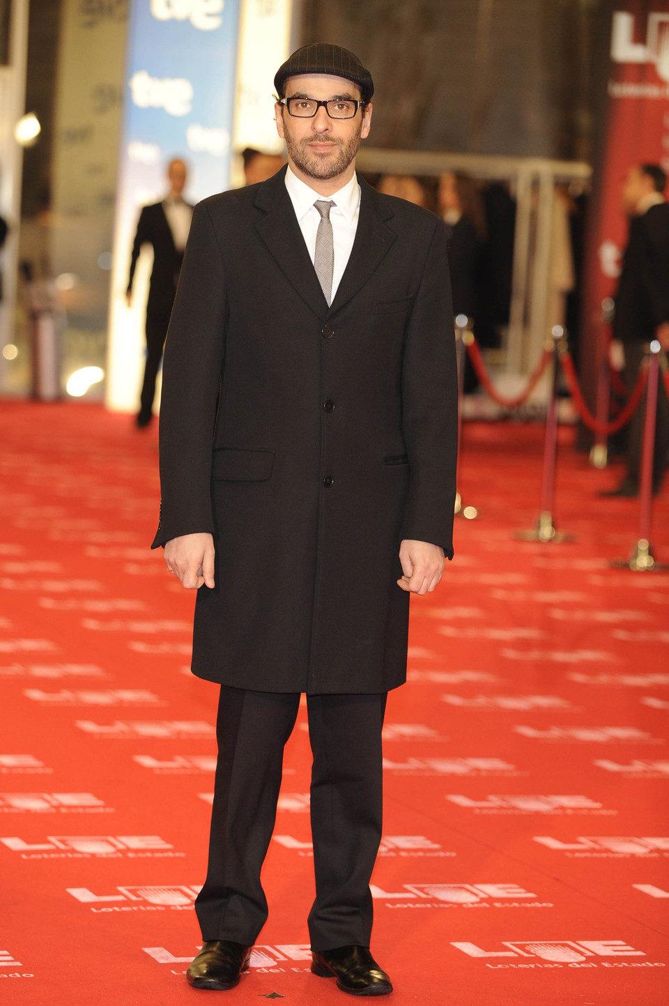 Luis Merlo en los Goya 2011