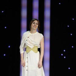 Lola Dueñas, en la gala de los Goya 2011