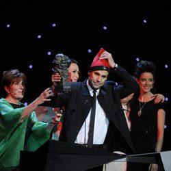 Jimmy Jump revienta la gala de los Goya 2011