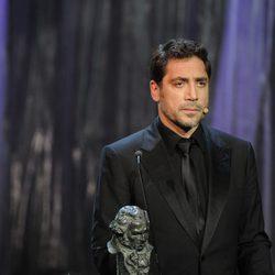 Javier Bardem presenta el Goya a Mejor Película