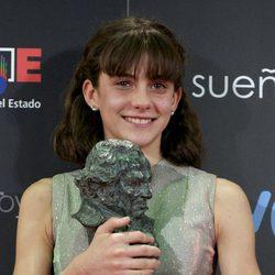 Marina Comas, Mejor Actriz Revelación de los Goya 2011