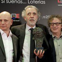 Fernando Trueba y Javier Mariscal, Goya a Mejor Película de Animación