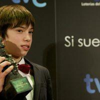Francesc Colomer, Mejor Actor Revelación de los Goya 2011