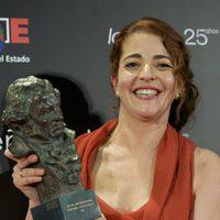 Nora Navas, Mejor Actriz de los Goya 2011