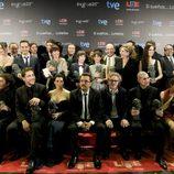 Los premiados de los Goya 2011