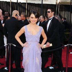 Mila Kunis nominada como mejor actriz de reparto en los Oscar 2011