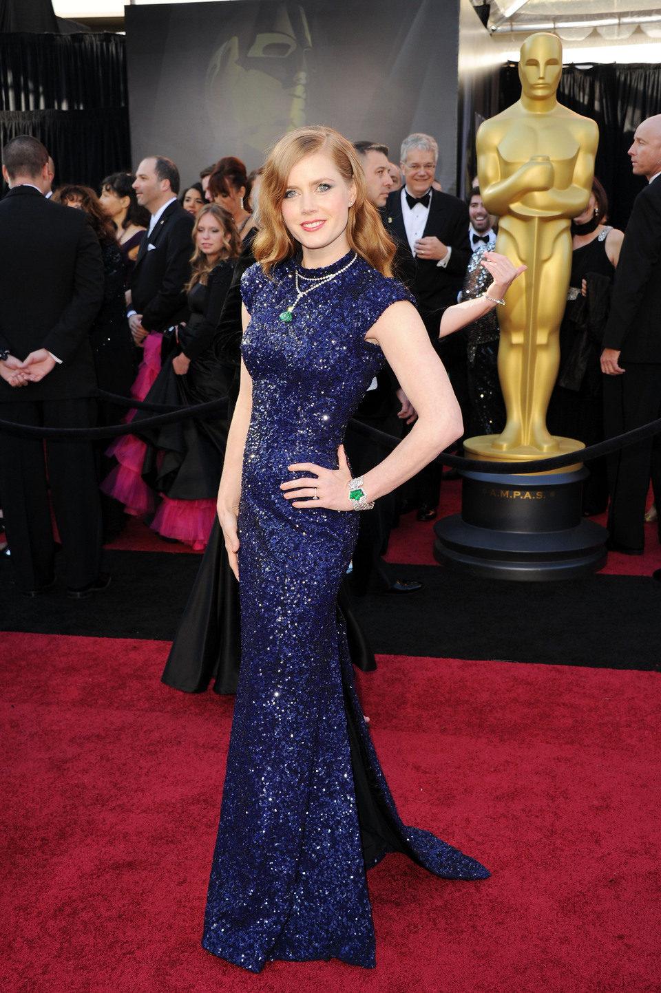 Amy Adams nominada como mejor actriz de reparto en los Oscar 2011