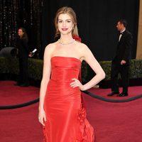 Anne Hathaway, presentadora de los Oscar 2011